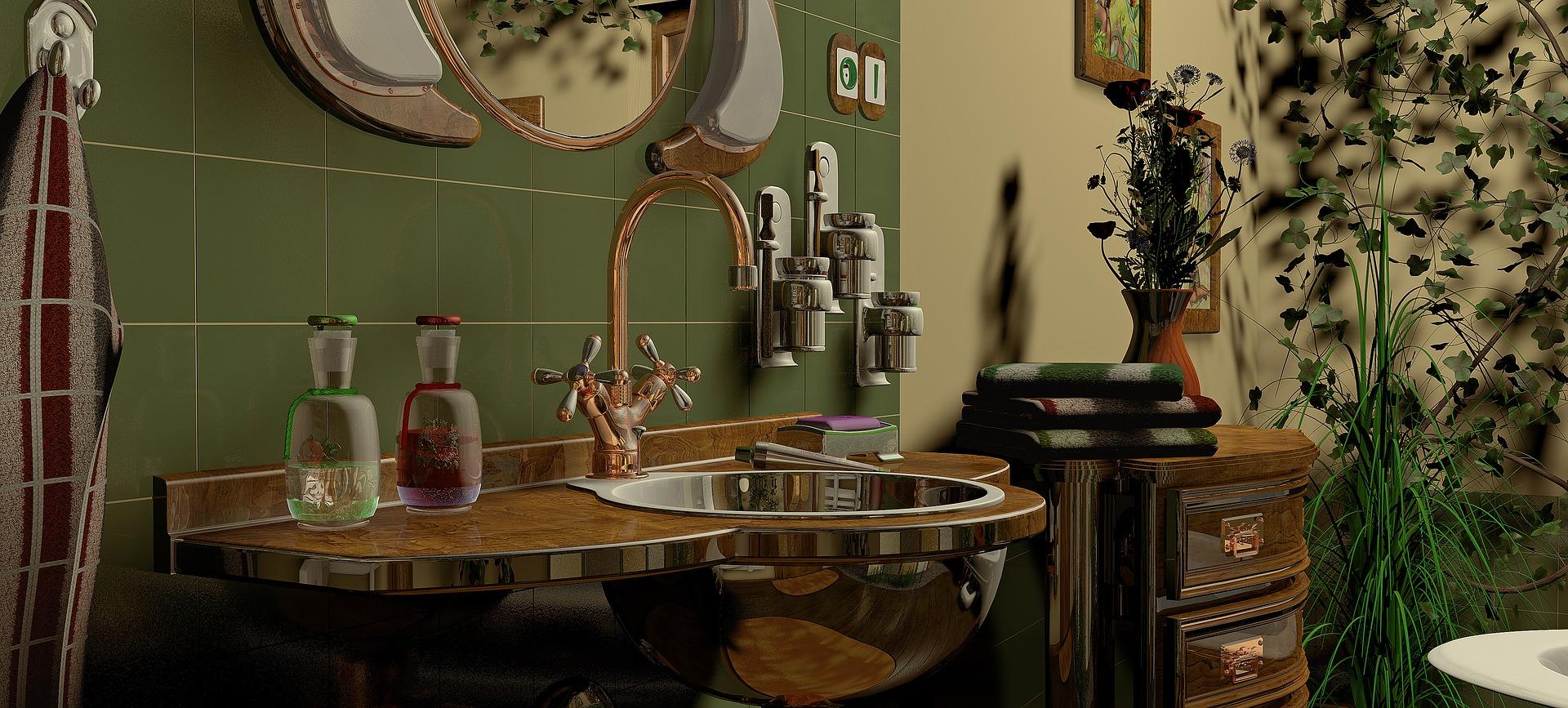 Lazienka bathroom blog